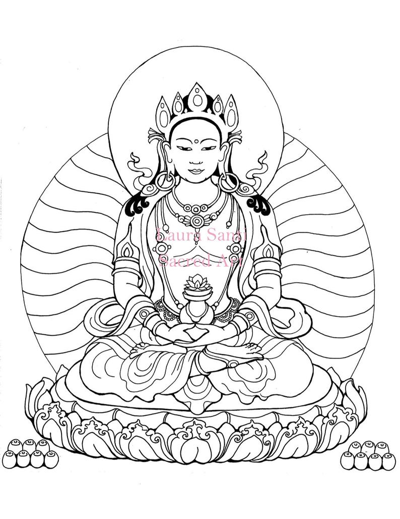 buddhist coloring pages monk coloring pages print coloring pages coloring buddhist