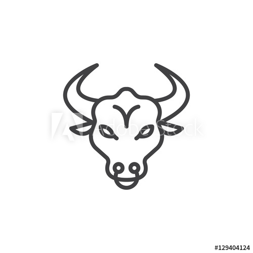 bull outline logo touro vectors photos and psd files free download bull logo outline