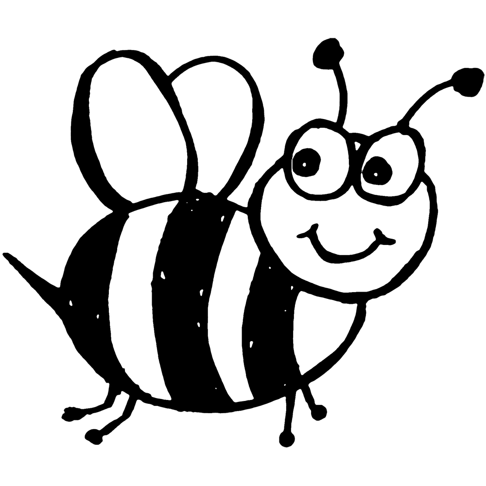 bumble bee coloring page happy bumblebee and flowers coloring page download coloring bumble page bee