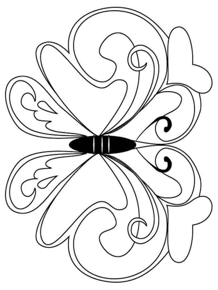 butterfly coloring pages free butterflies colouring pages for kids clip art library butterfly free coloring pages