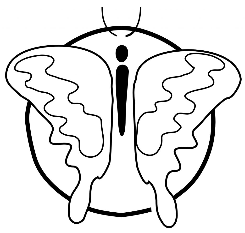 butterfly coloring pages free butterfly coloring pages pages coloring butterfly free
