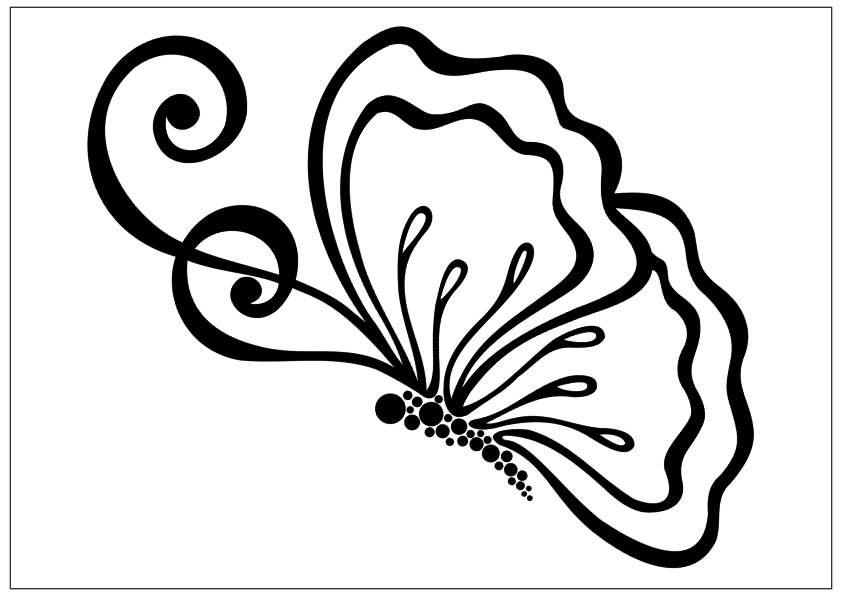 butterfly drawing for coloring butterfly drawings to color coloring home drawing coloring butterfly for