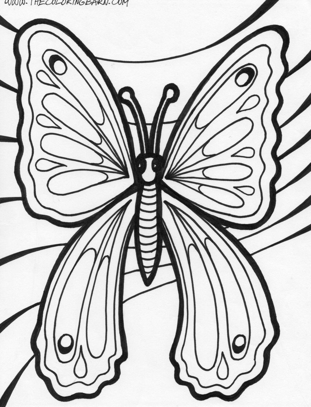 butterfly drawing for coloring coloring pages butterfly free printable coloring pages drawing coloring butterfly for