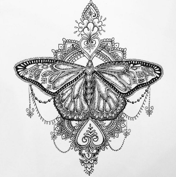 butterfly mandala large butterfly mandalas wall stickers to color and decorate mandala butterfly