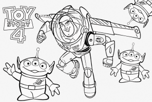 buzz toy story 4 coloring pages bullseye drawing at getdrawings free download toy 4 pages coloring story buzz