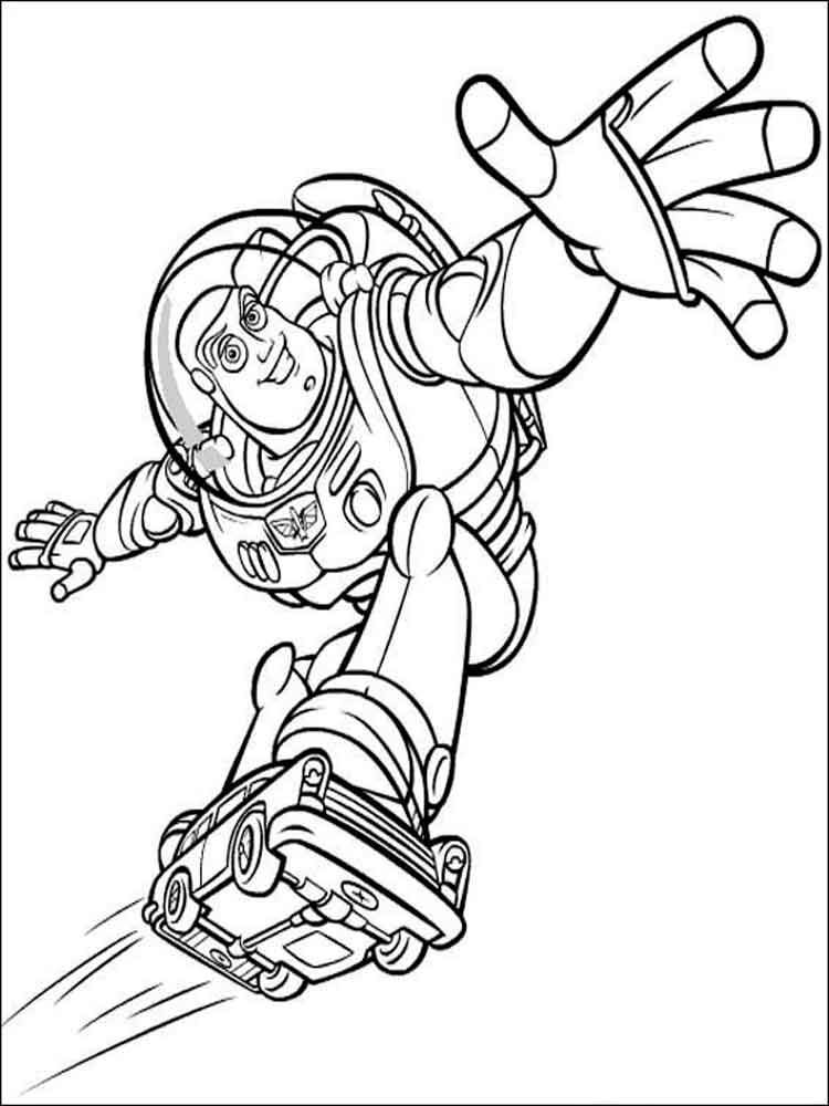 buzz toy story 4 coloring pages buzz and zurg coloring pages free printable buzz and zurg story toy 4 coloring pages buzz