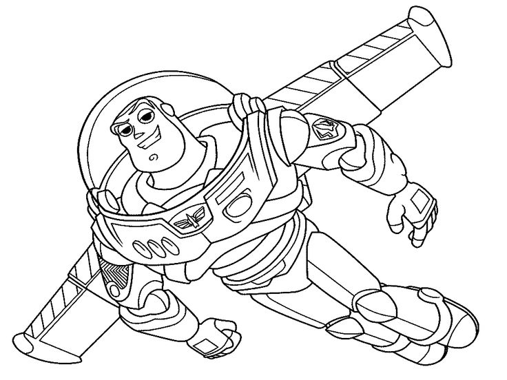 buzz toy story 4 coloring pages buzz lightyear fly 4 buzz coloring toy pages story