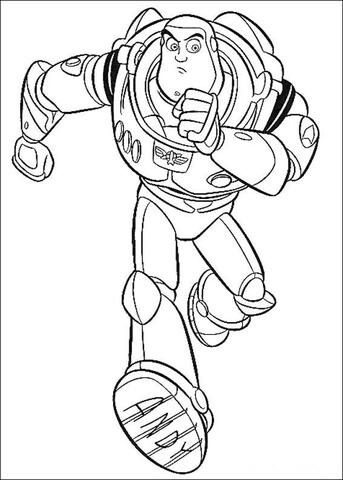 buzz toy story 4 coloring pages radkenz artworks gallery may 2013 buzz story coloring toy pages 4