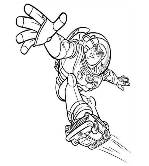 buzz toy story 4 coloring pages watch wally and weezy color buzz lightyear and aliens from pages buzz toy coloring 4 story
