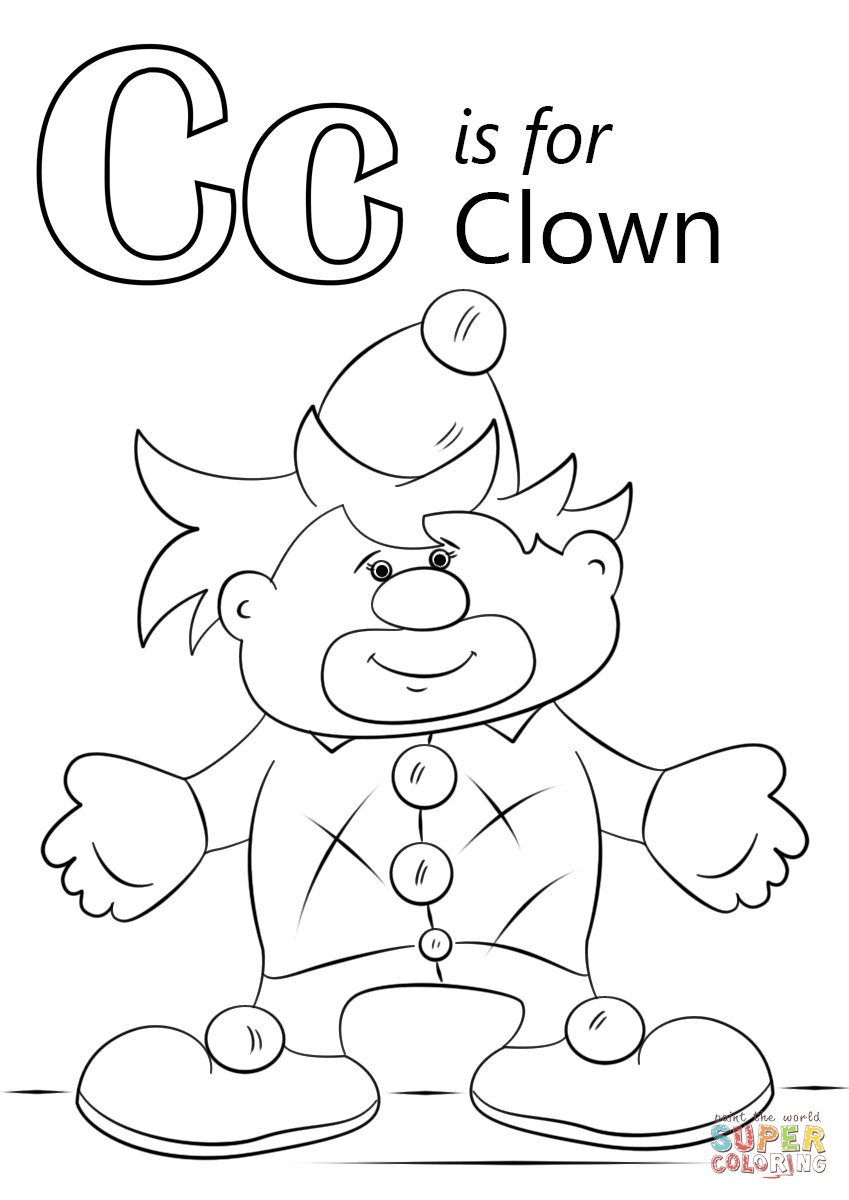 c coloring page letter c drawing at getdrawings free download c page coloring