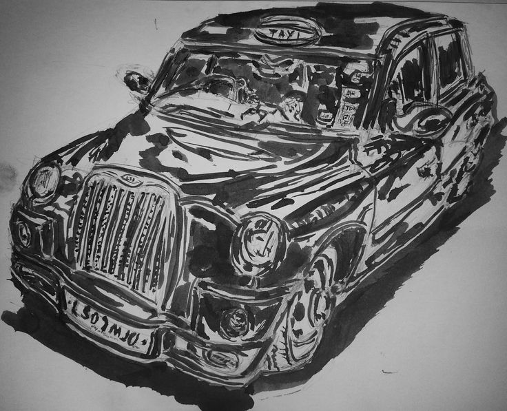 cab drawing 7 best observational drawings of cars images on pinterest cab drawing