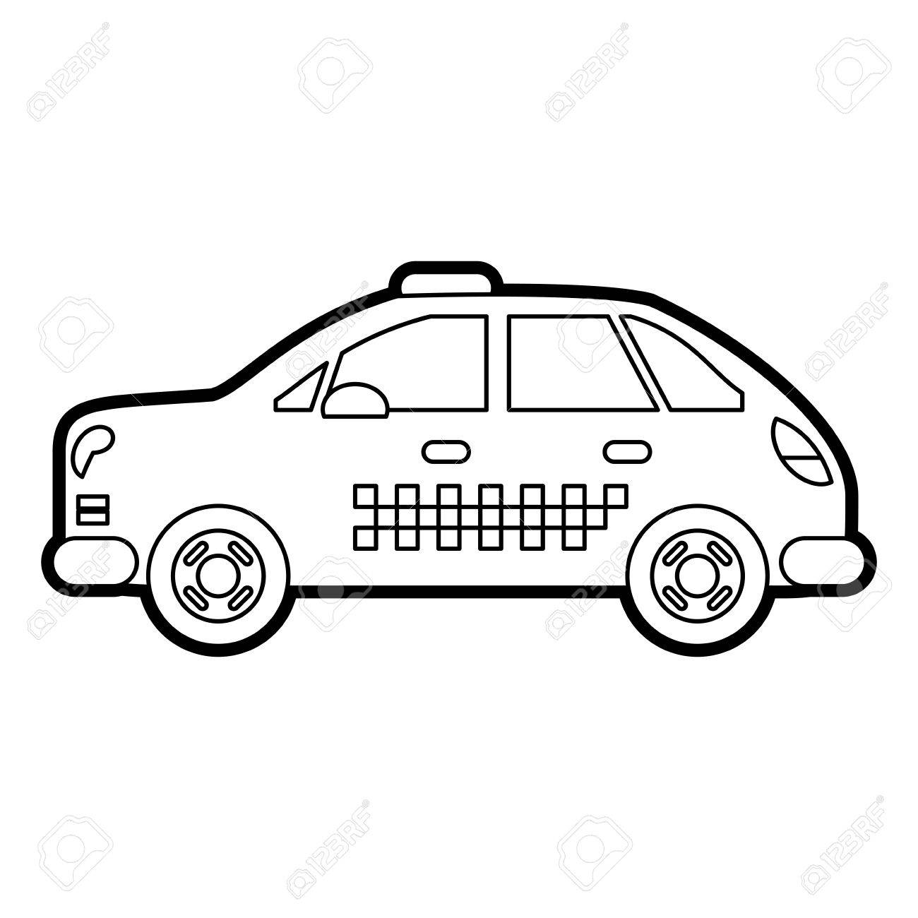 cab drawing the best free taxi drawing images download from 140 free drawing cab