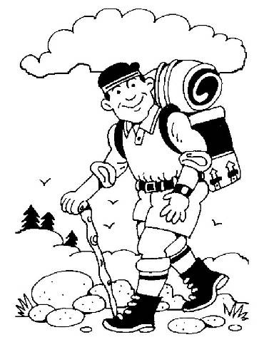 camping coloring pages for preschoolers rainy day camping coloring page woo jr kids activities camping for pages preschoolers coloring