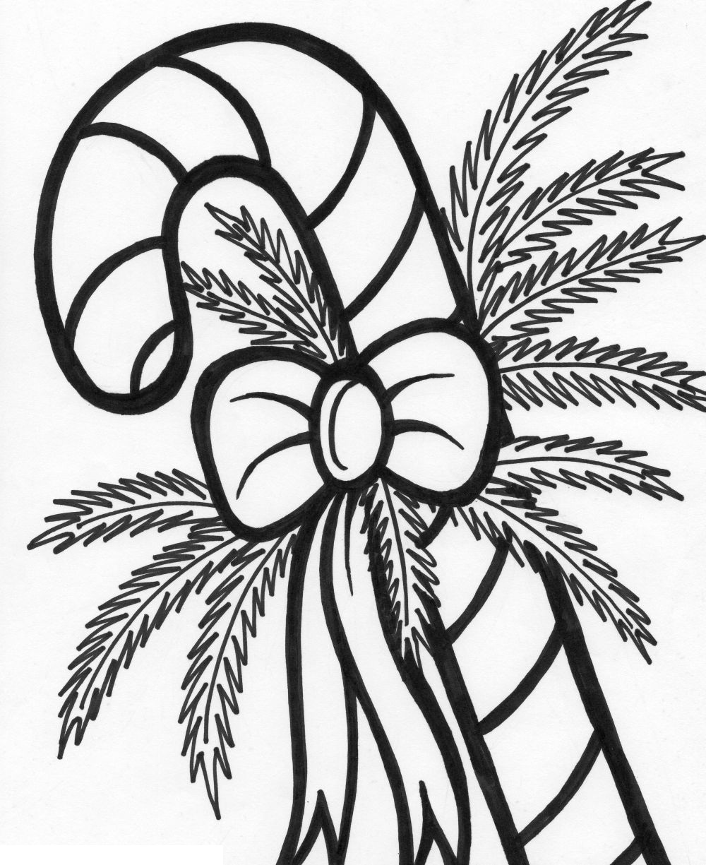 candy cane pictures to color free printable candy cane coloring pages for kids cool2bkids cane color candy to pictures