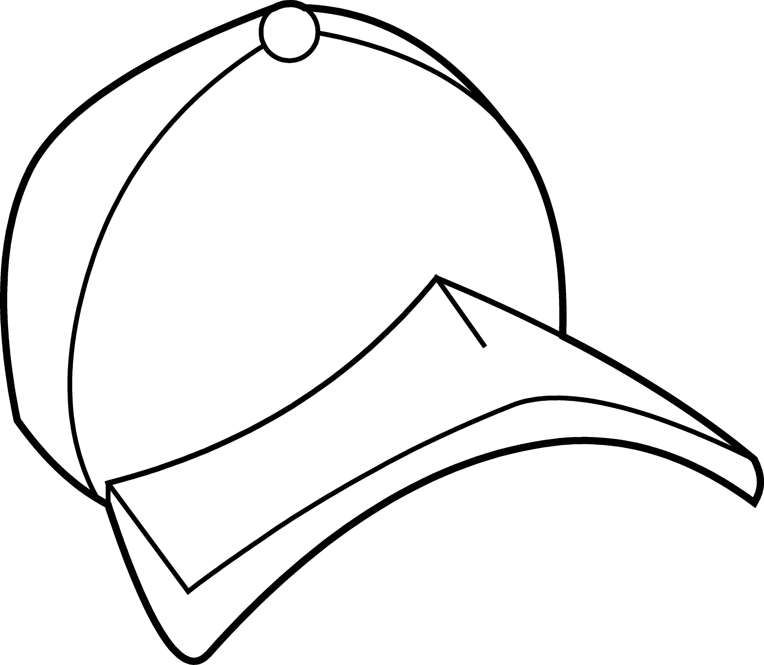 cap coloring page baseball cap coloring page free clip art cap coloring page
