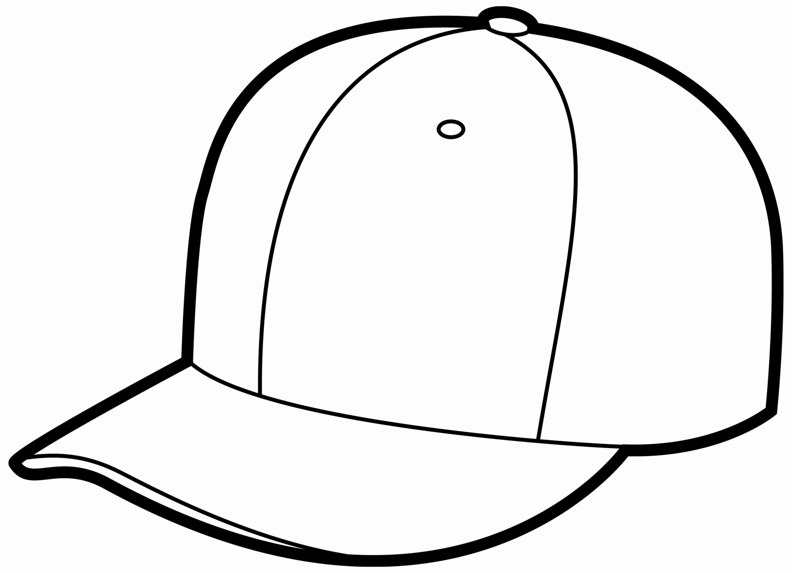 cap coloring page baseball cap coloring page free printable coloring pages cap page coloring