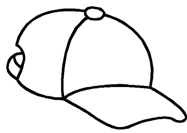 cap coloring page cap clipart colouring page cap colouring page transparent page cap coloring