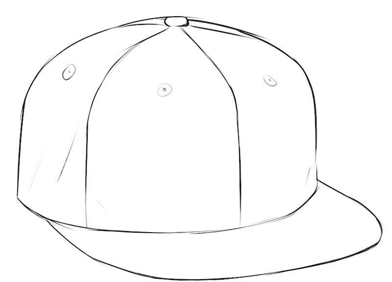 cap coloring page cap coloring page coloringpagezcom page cap coloring