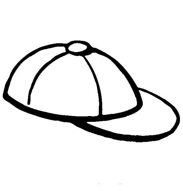 cap coloring page hat coloring pages best coloring pages for kids page cap coloring