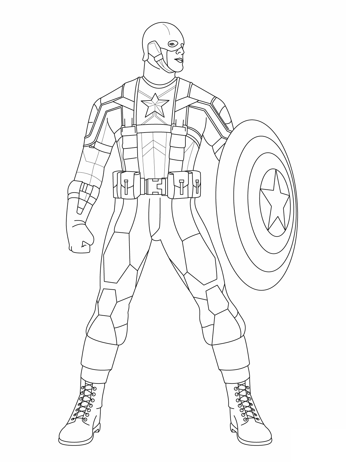 captain america for coloring free printable captain america coloring pages for kids coloring for america captain