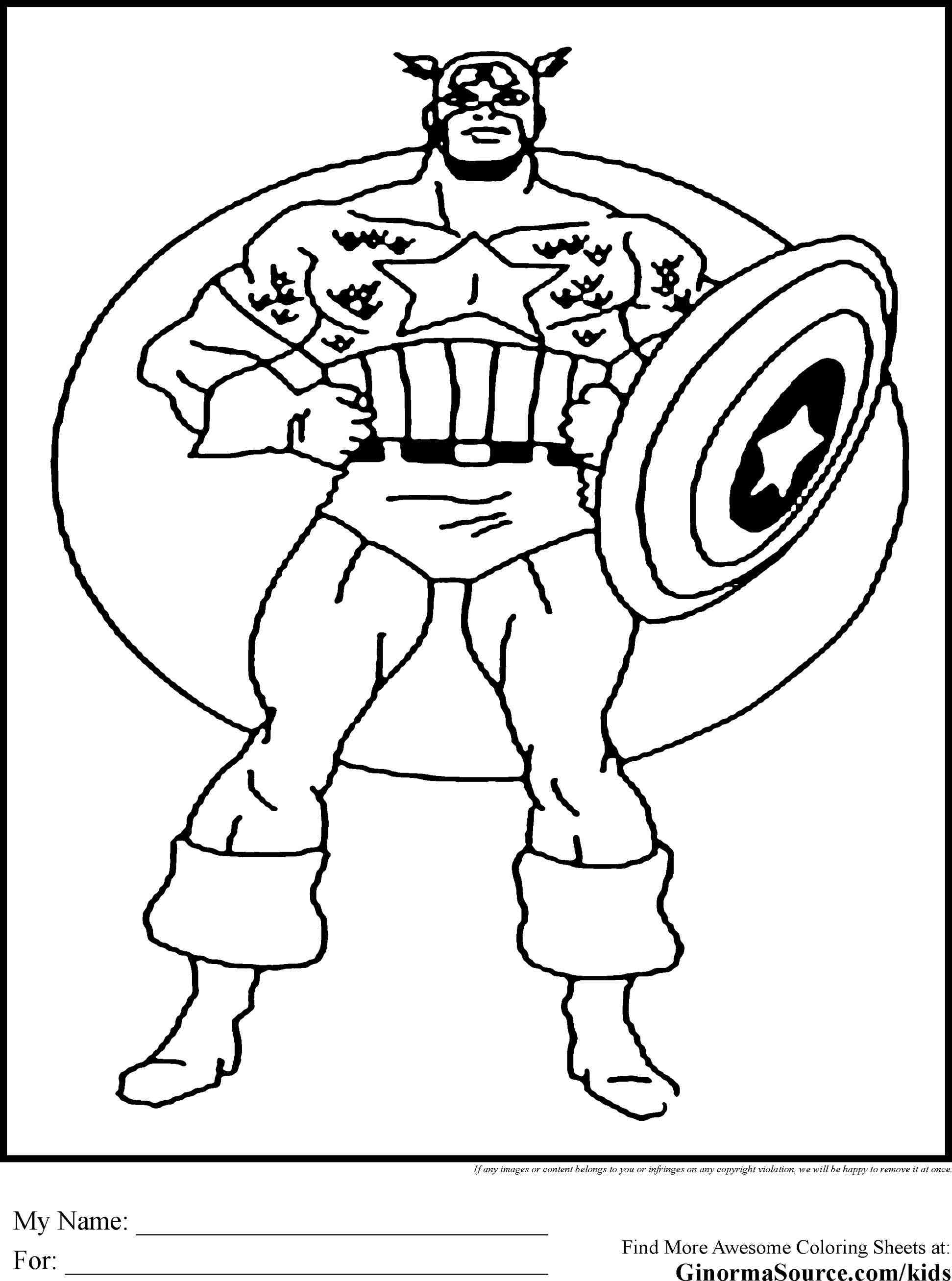 captain america for coloring get this captain america coloring pages printable 21749 for coloring captain america