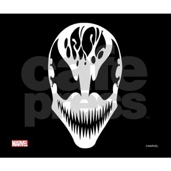 carnage mask carnage icon mousepad by marvel cafepress mask carnage