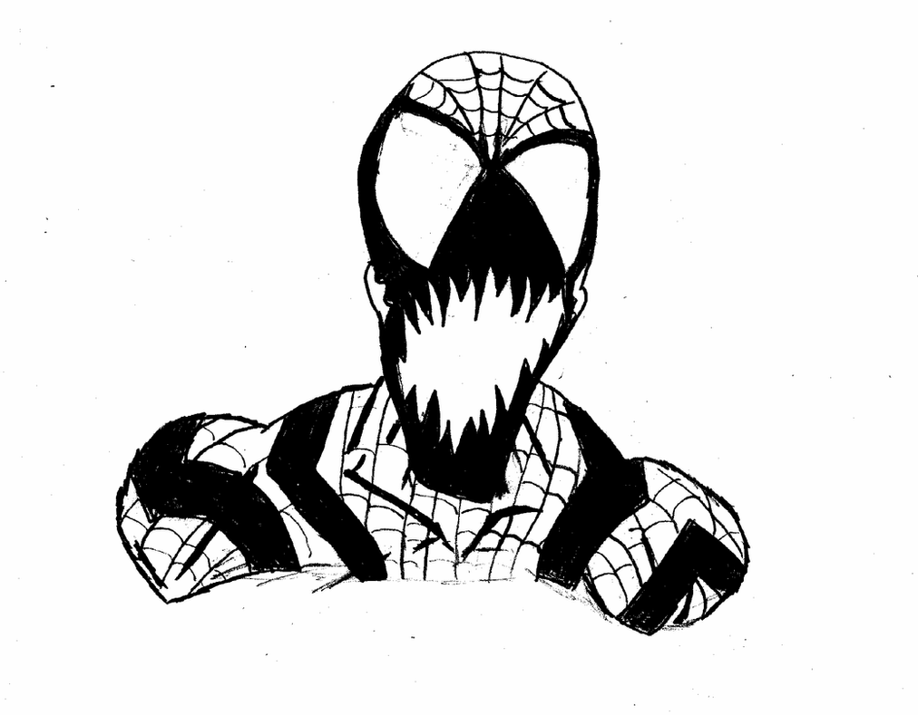 carnage mask spider man 2099 venom drawing ben reilly png clipart art carnage mask