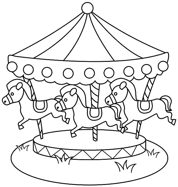 carousel horse coloring pages carousel horse coloring pages to print coloring home coloring carousel horse pages