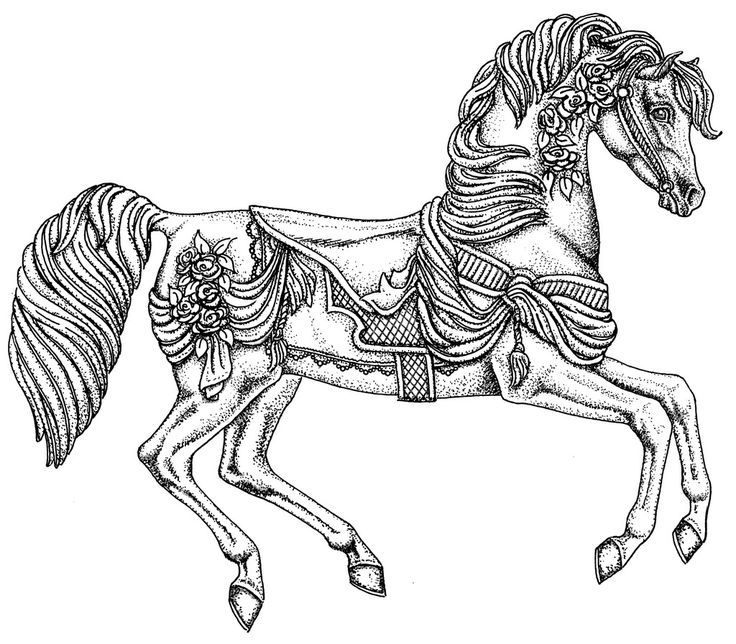 carousel horse coloring pages flying carousel horse coloring pages best place to color coloring carousel pages horse