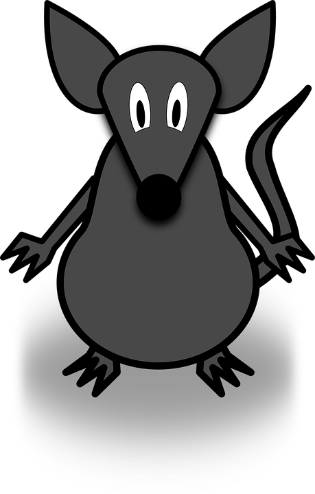 cartoon mouse mouse fear tail free vector graphic on pixabay mouse cartoon