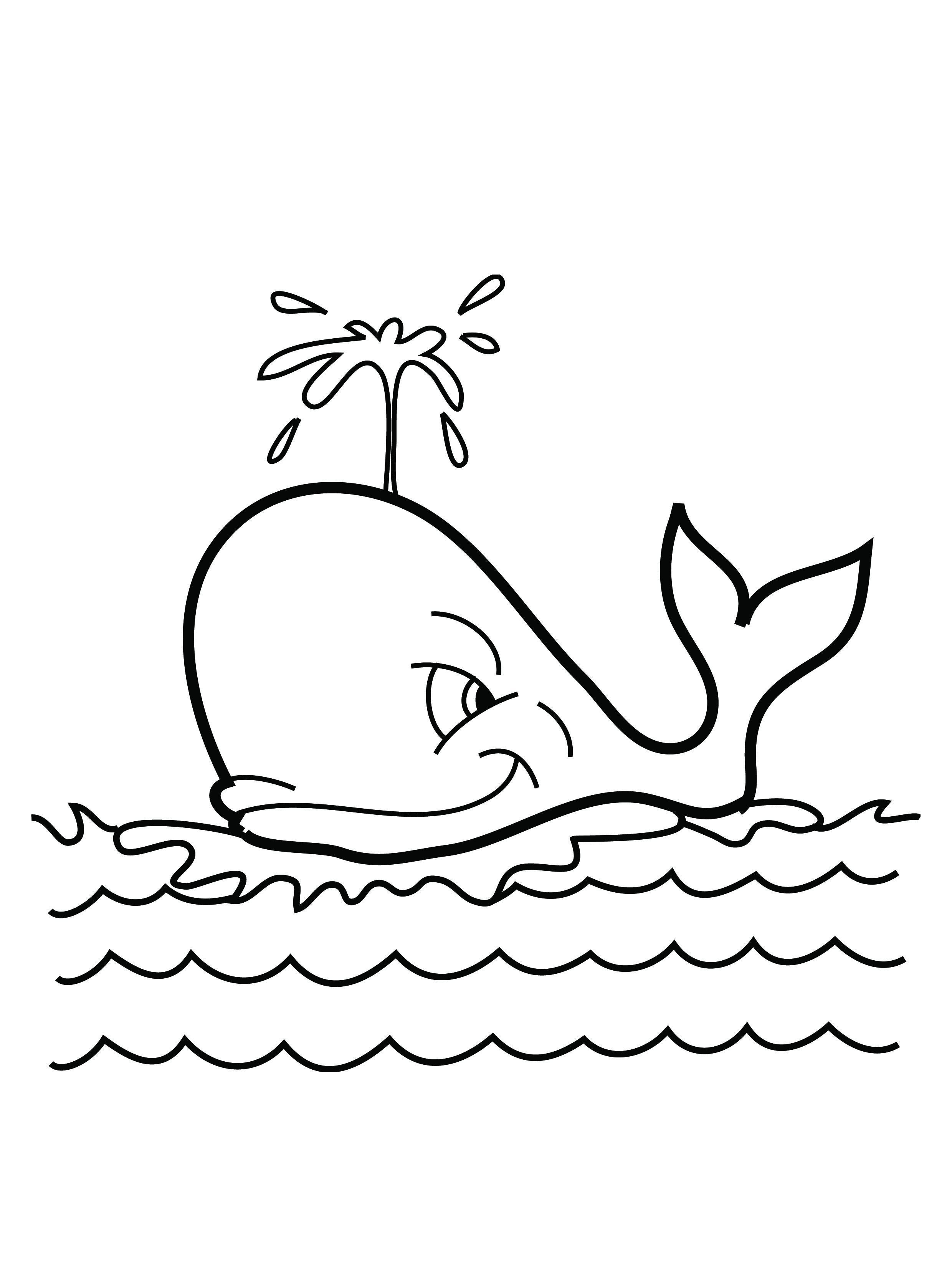cartoon whale coloring page free whale coloring pages cartoon coloring page whale