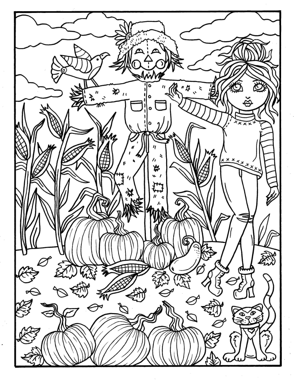 cat and bunny coloring page bambi sierpnia 2014 and page coloring bunny cat