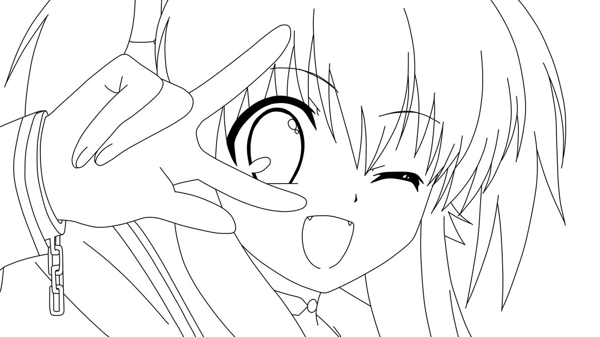 cat girl anime coloring pages anime cat girl coloring pages at getdrawings free download cat pages anime coloring girl