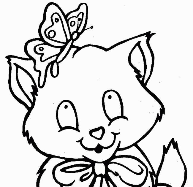 cat pictures to print kitten coloring pages best coloring pages for kids pictures to cat print