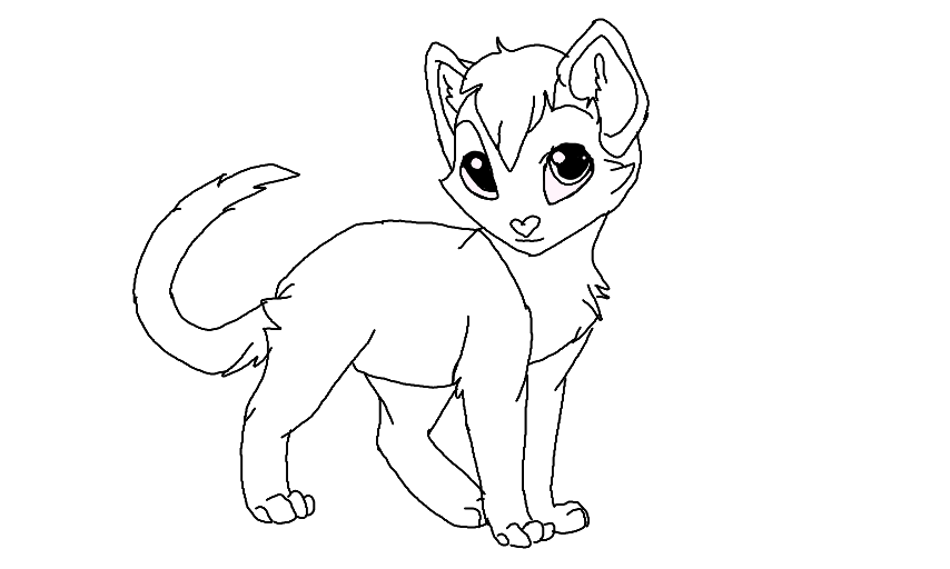 cat with wings coloring pages winged cat lineart by tangolium on deviantart coloring home cat coloring wings with pages