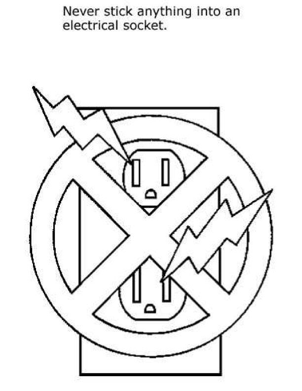 caution sign coloring page 19 safety signs coloring pages collection coloring sheets caution coloring page sign