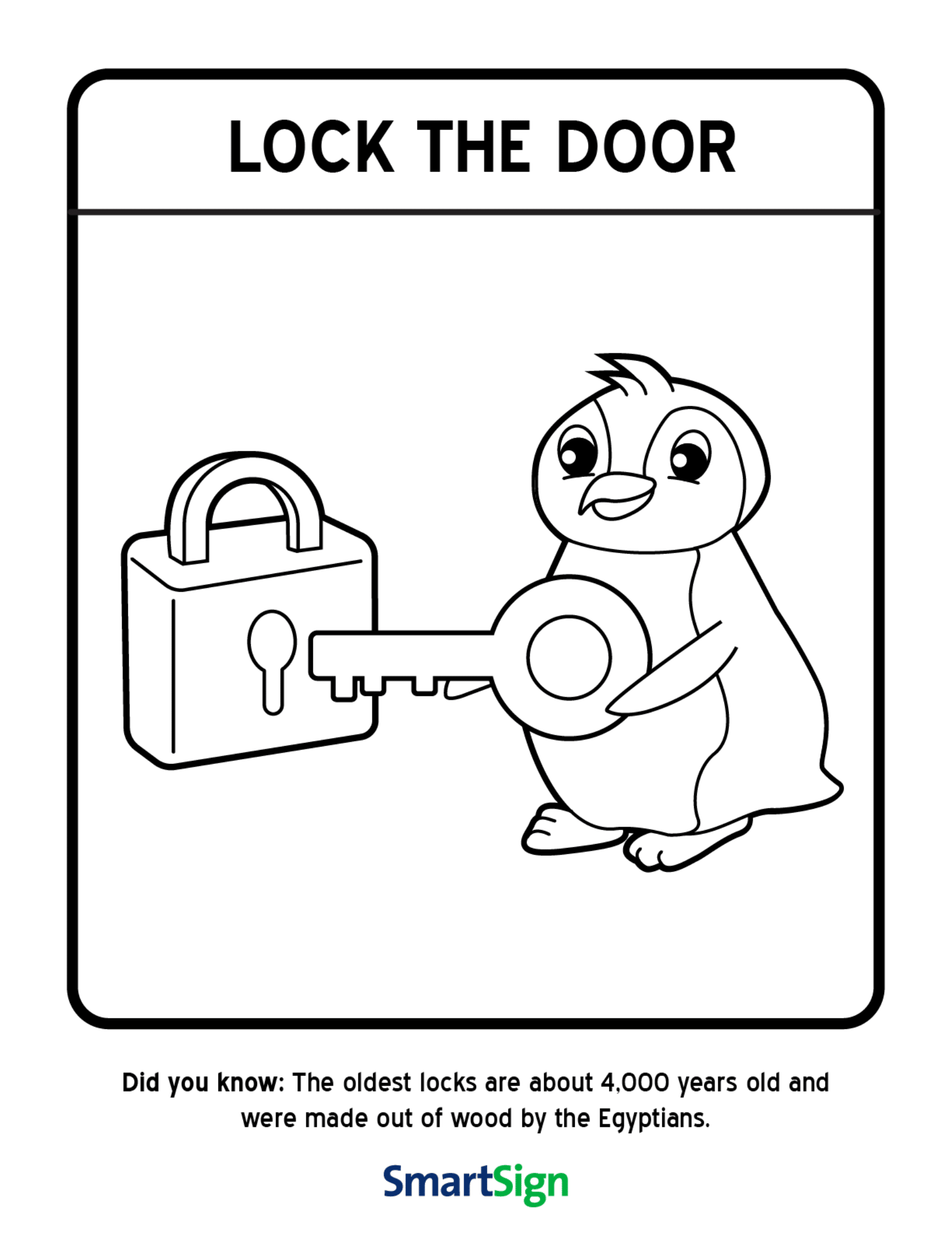 caution sign coloring page safety coloring printable for kids don39t chase balls caution sign page coloring