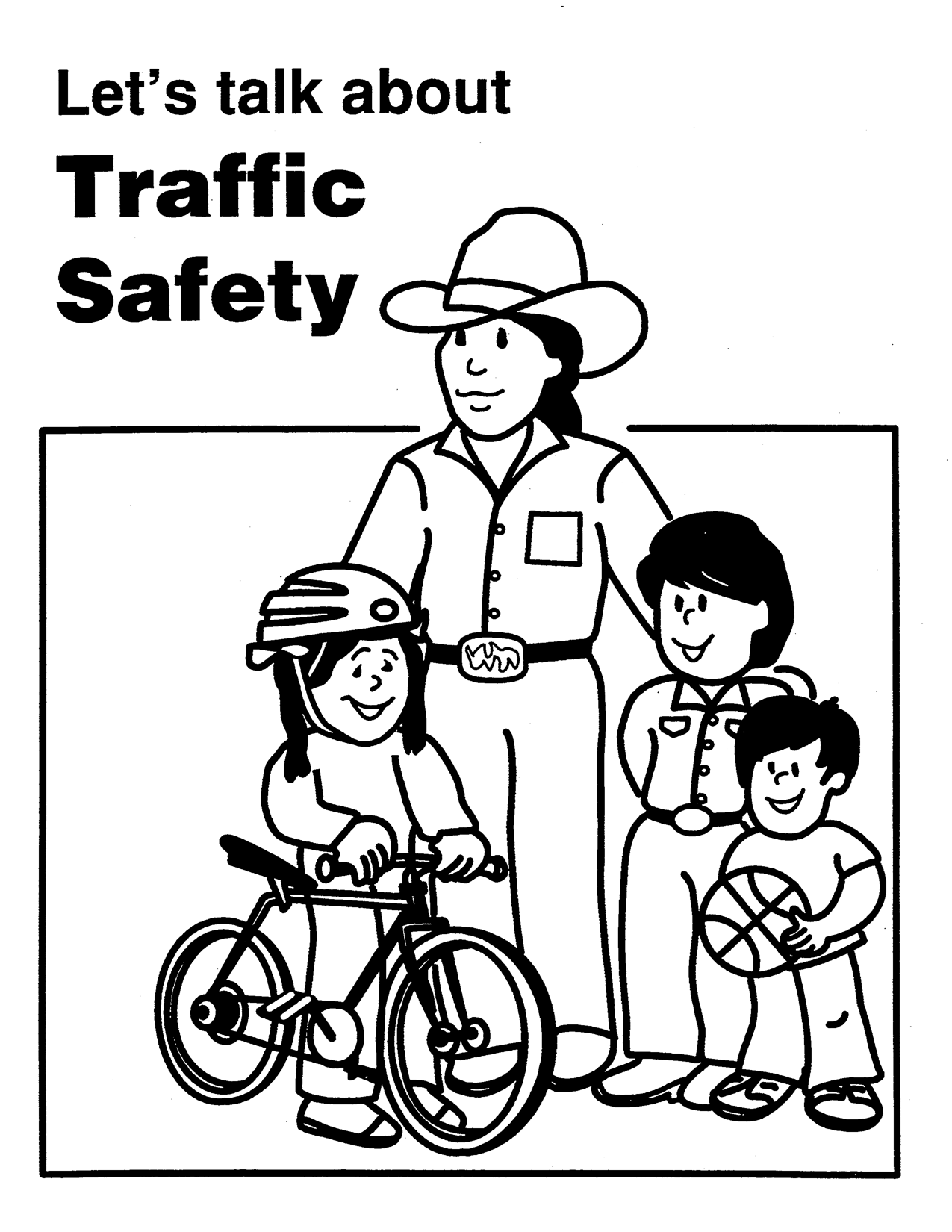 caution sign coloring page safety coloring printable for kids look both ways before coloring sign page caution