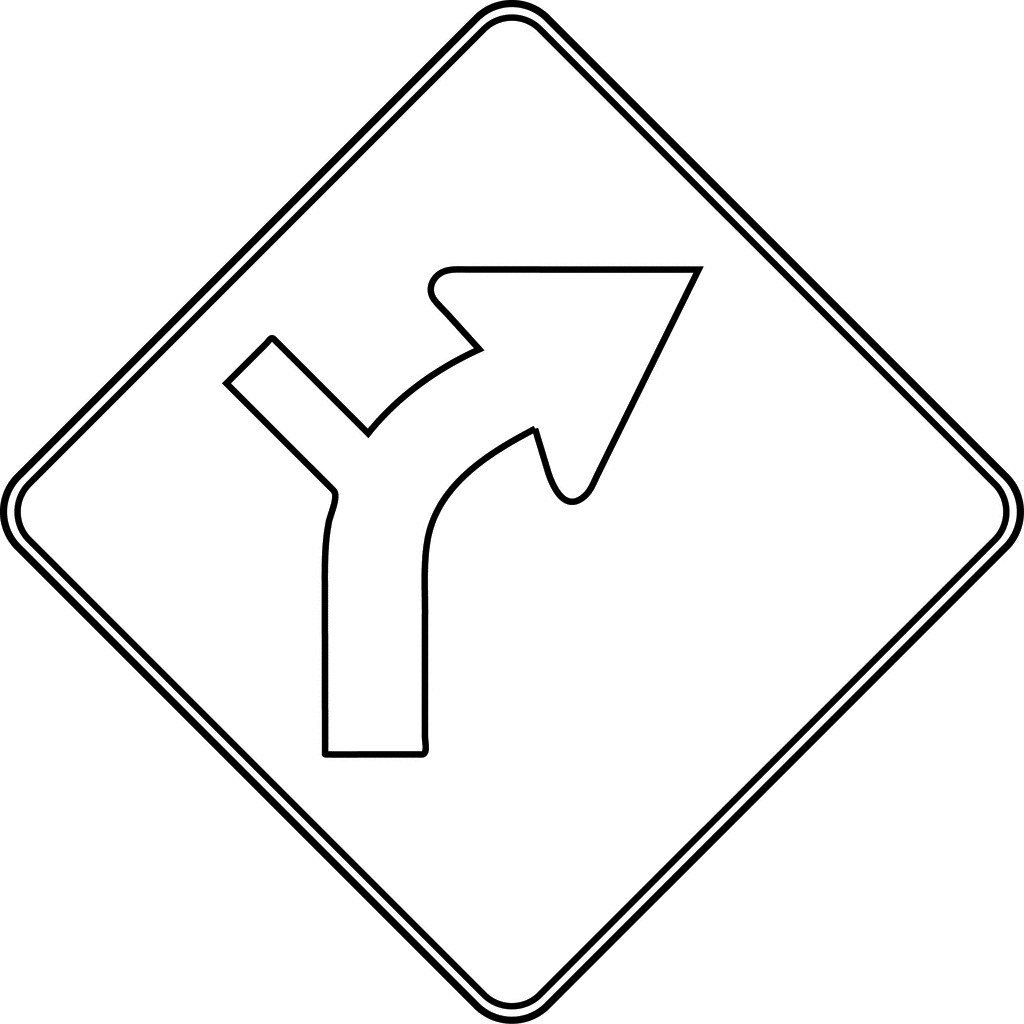 caution sign coloring page safety signs coloring pages bestofcoloringcom sign page coloring caution