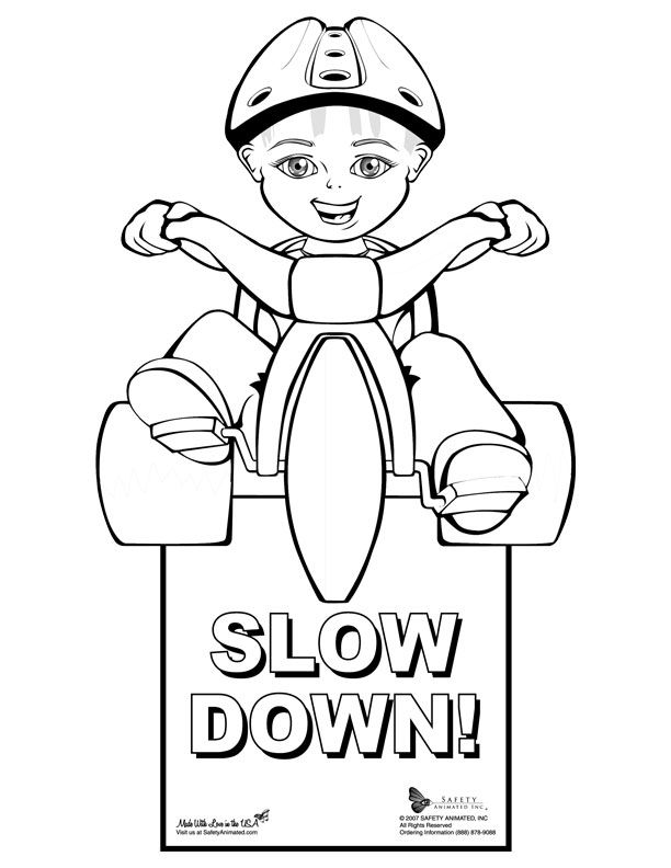 caution sign coloring page safety signs coloring pages gallery free coloring sheets page sign coloring caution