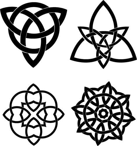 celtic patterns coloring pages for girls pattern vector vector patterns celtic
