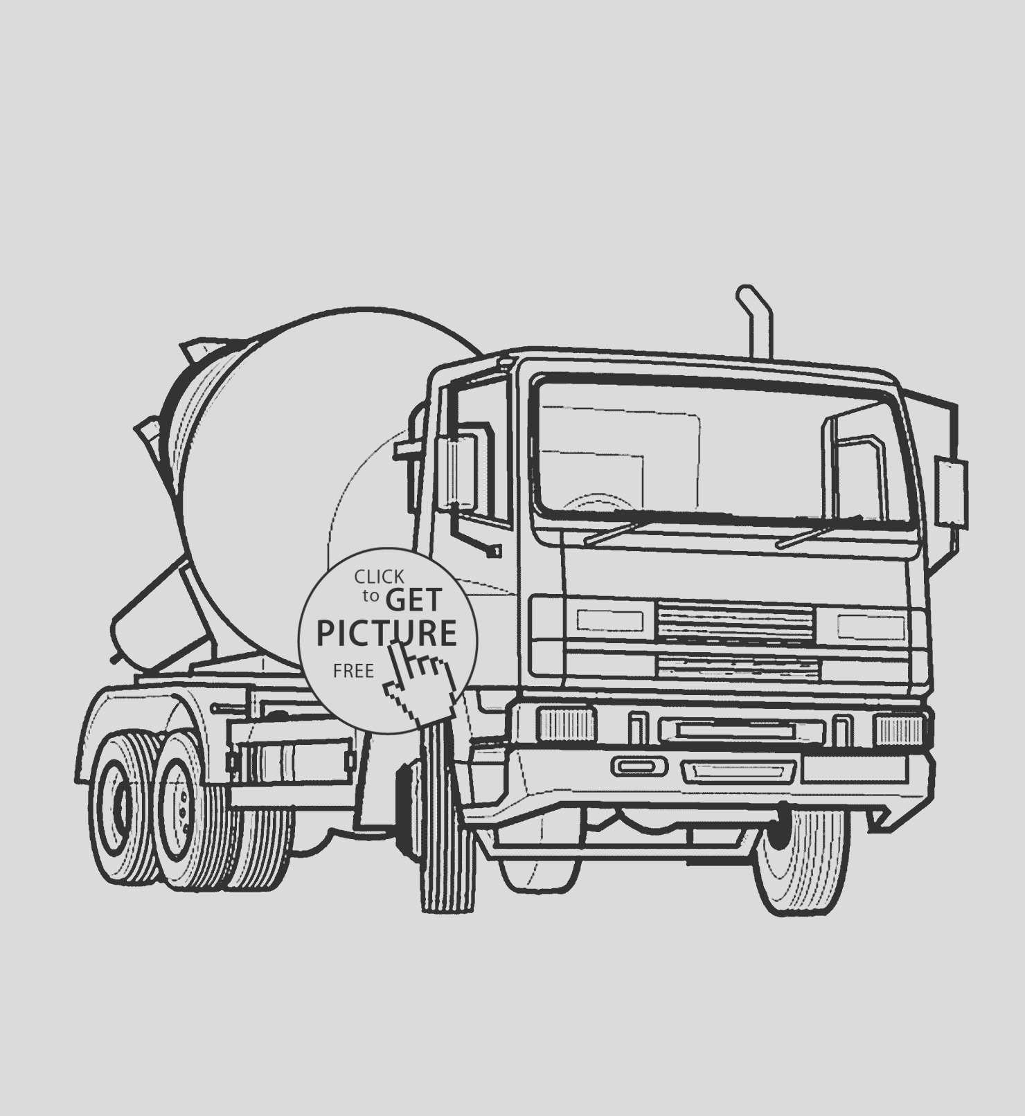 cement mixer coloring pages 38 beautiful image of cement mixer coloring page coloring pages mixer cement