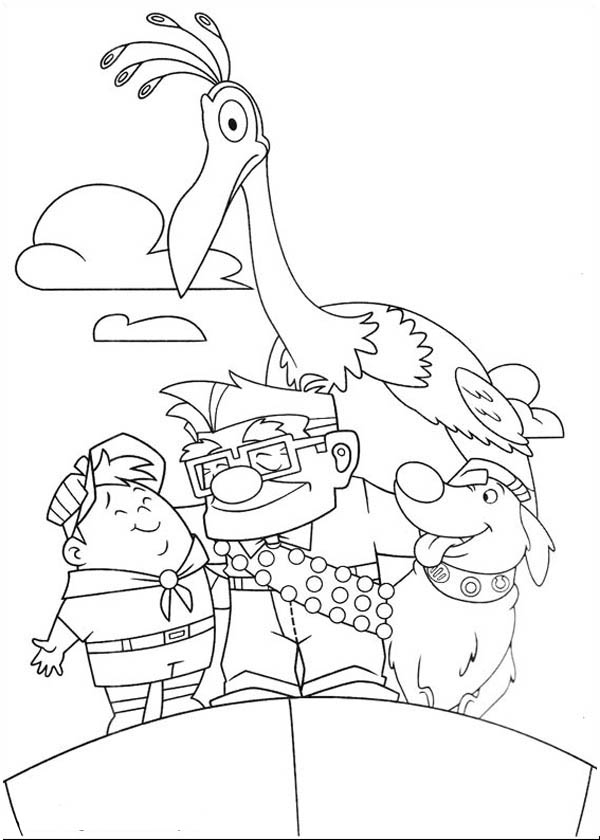 character coloring pages disney up main character coloring page netart pages character coloring
