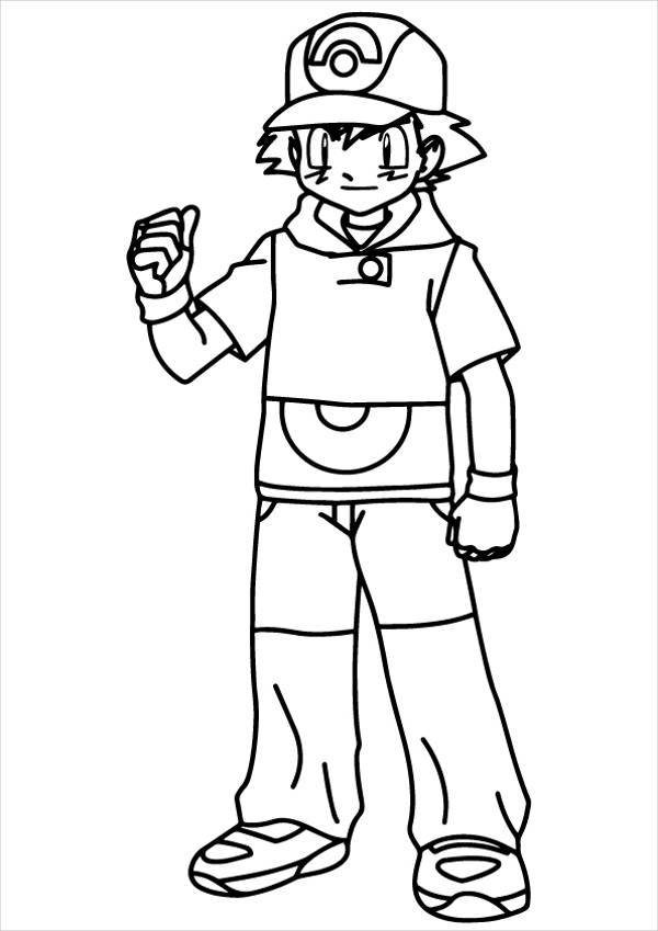 character coloring pages free 8 pokemon coloring pages in psd ai character pages coloring