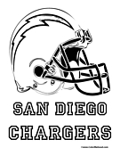 chargers coloring pages san diego chargers coloring pages learny kids pages coloring chargers