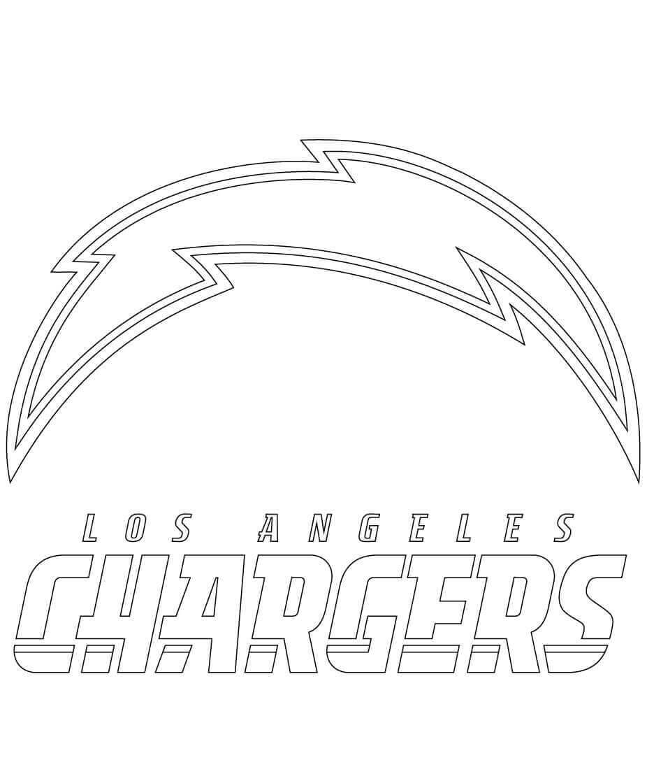 chargers coloring pages san diego chargers logo coloring page free nfl coloring coloring pages chargers