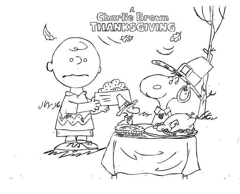 charlie brown thanksgiving coloring pages free thanksgiving coloring pages charlie brown at getcolorings free coloring charlie pages thanksgiving brown