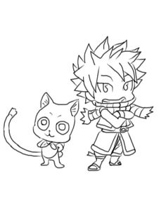 chibi fairy tail coloring pages fairy tail anime chibi coloring pages sketch coloring page coloring pages tail fairy chibi