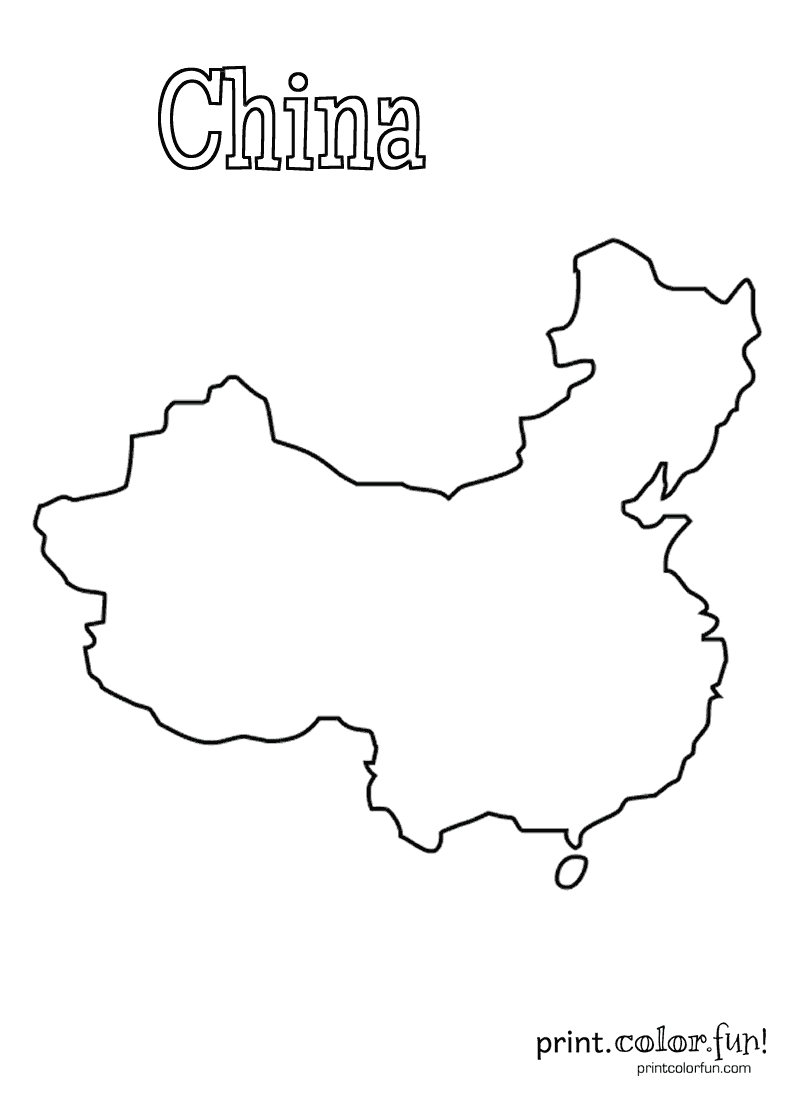 china flag template chinese flag coloring pages free food ideas china template flag