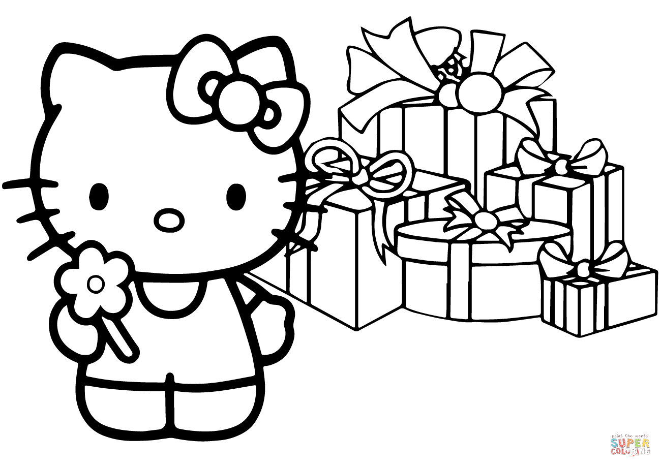 christmas coloring pages hello kitty hello kitty s christmas tree 30e5 coloring pages printable pages hello kitty coloring christmas